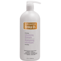 North American Hemp Volumizing Shampoo, 1 L | NutriFarm.ca