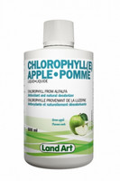 Land Art Apple Chlorophyll, 500 ml | NutriFarm.ca