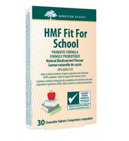 Genestra HMF Fit For School, 30 Chewable Tablets | NutriFarm.ca
