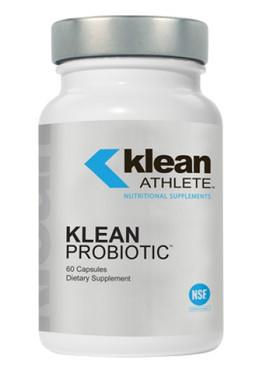 Klean Probiotic, 60 Capsules | NutriFarm.ca