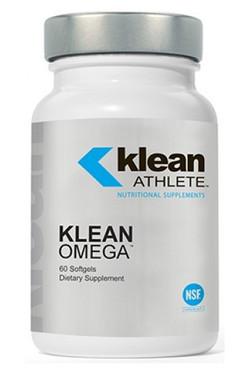Klean Omega, 60 Softgels   NutriFarm.ca