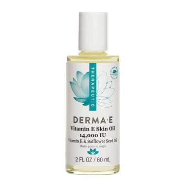 derma e Vitamin E Skin Oil, 60 ml | NutriFarm.ca