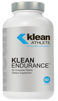 Klean Endurance, 90 Chewable Tablets | NutriFarm.ca