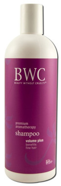 BWC(Beauty Without Cruelty) Shampoo Volume Plus, 473 ml | NutriFarm.ca
