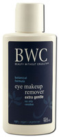 BWC(Beauty Without Cruelty) Eye Makeup Remover Extra Gentle, 118 ml | NutriFarm.ca
