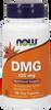 NOW DMG 125 mg, 100 Vegetable Capsules | NutriFarm.ca