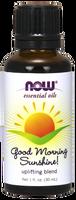 NOW Morning Sunshine Essential Oil, 30 ml | NutriFarm.ca