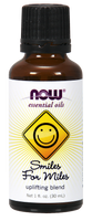 NOW Smiles for Miles Essential Oil, 30 ml | NutriFarm.ca