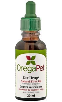 OregaPet Ear Drops, 30 ml | NutriFarm.ca