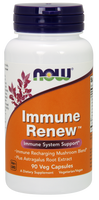 NOW Immune Renew Mushroom, 90 Vegetable Capsules | NutriFarm.ca