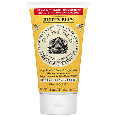 Burt's Bees Baby Bee Diaper Rash Ointment, 85 g | NutriFarm.ca