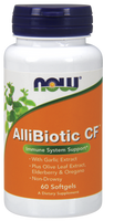 NOW Allibiotic Immune, 60 Softgels | NutriFarm.ca