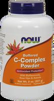 NOW Buffered C-Complex Powder, 227 g | NutriFarm.ca