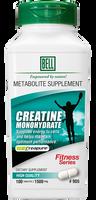 Bell Creatine Monohydrate 1500 mg, 100 Tablets | NutriFarm.ca