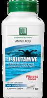 Bell L-Glutamine 500 mg, 120 Capsules | NutriFarm.ca
