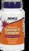 NOW Advanced Gamma E Complex, 60 Softgels | NutriFarm.ca