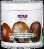 NOW Organic Shea Butter 100% Pure, 207ml | NutriFarm.ca