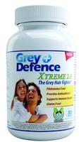 Grey Defence Xtreme, 30 Capsules | NutriFarm.ca