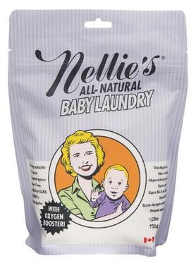 Nellie's Baby Laundry, 726 g   NutriFarm.ca