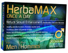 HerbaMax Men – Once a Day, 30 Capsules | NutriFarm.ca