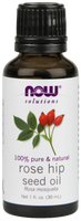 NOW Rose Hip Seed Oil, 30 ml | NutriFarm.ca