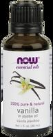 NOW Vanilla in Jojoba Oil, 30 ml | NutriFarm.ca