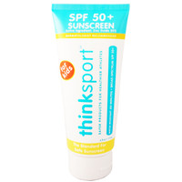Thinksport Safe Sunscreen Kids, 6 oz | NutriFarm.ca