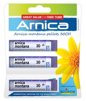 Boiron Arnica Montana 30ch Blister Pack, 3 x 80 Pellets | NutriFarm.ca