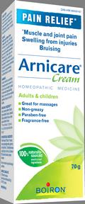 Boiron Arnicare Cream, 70 g   NutriFarm.ca