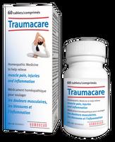 Homeocan Traumacare Tablets, 60 Tablets | NutriFarm.ca
