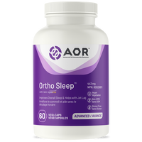 AOR Ortho Sleep, 60 Vegetable Capsules | NutriFarm.ca