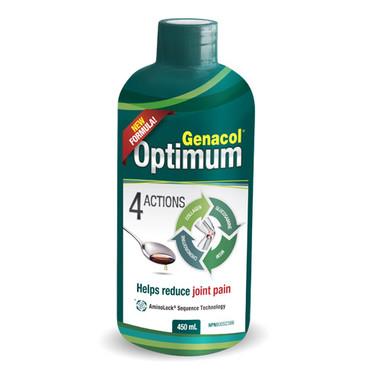 Genacol Optimum, 450 ml | NutriFarm.ca