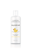 Carina Organics Baby Bubble Bath, 250 ml | NutriFarm.ca
