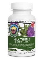 Nova Scotia Organics Milk Thistle, 90 Capsules | NutriFarm.ca