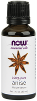 NOW Anise Oil, 30 ml | NutriFarm.ca