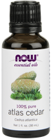 NOW Atlas Cedar Oil, 30 ml | NutriFarm.ca