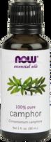 NOW Camphor Oil, 30 ml | NutriFarm.ca