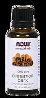NOW Cinnamon Bark Oil, 30 ml | NutriFarm.ca
