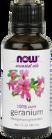 NOW Geranium Oil, 30 ml | NutriFarm.ca