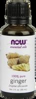NOW Ginger Oil, 30 ml | NutriFarm.ca