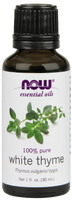NOW White Thyme Oil, 30 ml | NutriFarm.ca
