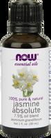 NOW Jasmine Absolute 7.5%, 30 ml | NutriFarm.ca
