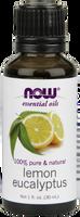 NOW Lemon Eucalyptus Oil Blend, 30 ml   NutriFarm.ca