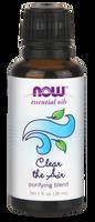 NOW Clear the Air Essential Oil Blend, 30 ml | NutriFarm.ca