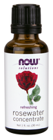 NOW Rosewater Concentrate, 30 ml | NutriFarm.ca
