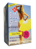 Uncle Lee's Tea Body Balance Dieter Tea (Lemon), 30 Tea Bags | NutriFarm.ca