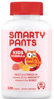 SmartyPants Kids Formula, 120 Gummies | NutriFarm.ca