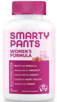 SmartyPants Women's Formula, 180 Gummies | NutriFarm.ca