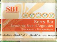 SBT Seabuckthorn Berry Bar, 110 g   NutriFarm.ca