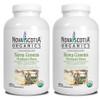 Nova Scotia Organics Nova Greens, 240 g * 2 | NutriFarm.ca